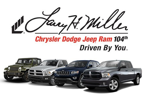 Larry H Miller Chrysler Dodge Jeep Ram 104th